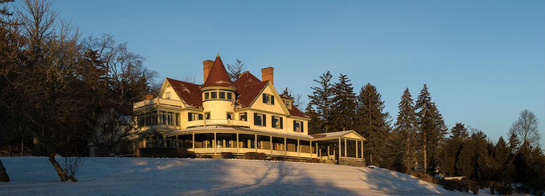 Idlwilde Inn near Seneca Lake