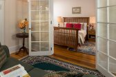 Bed and Breakfast near Seneca Lake, NY - Room 5 bed