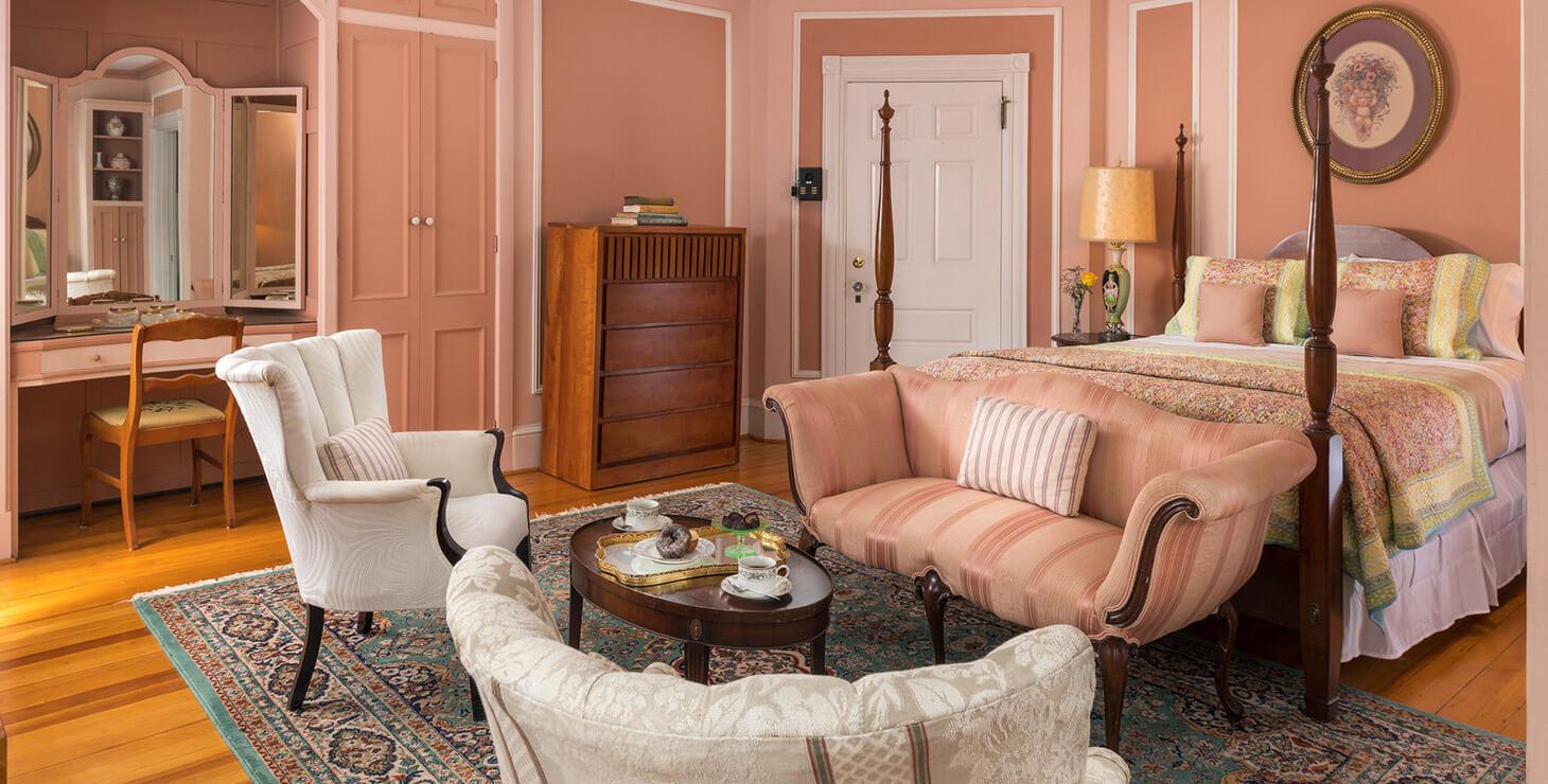 Seneca Lake Bed and Breakfast - Room 8