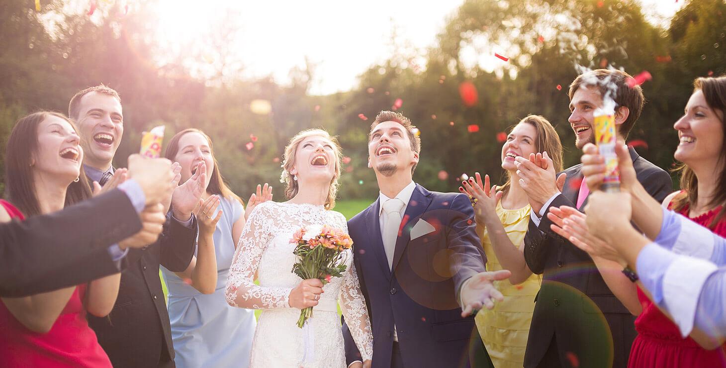 Finger Lakes Wedding Venue - Wedding celebration