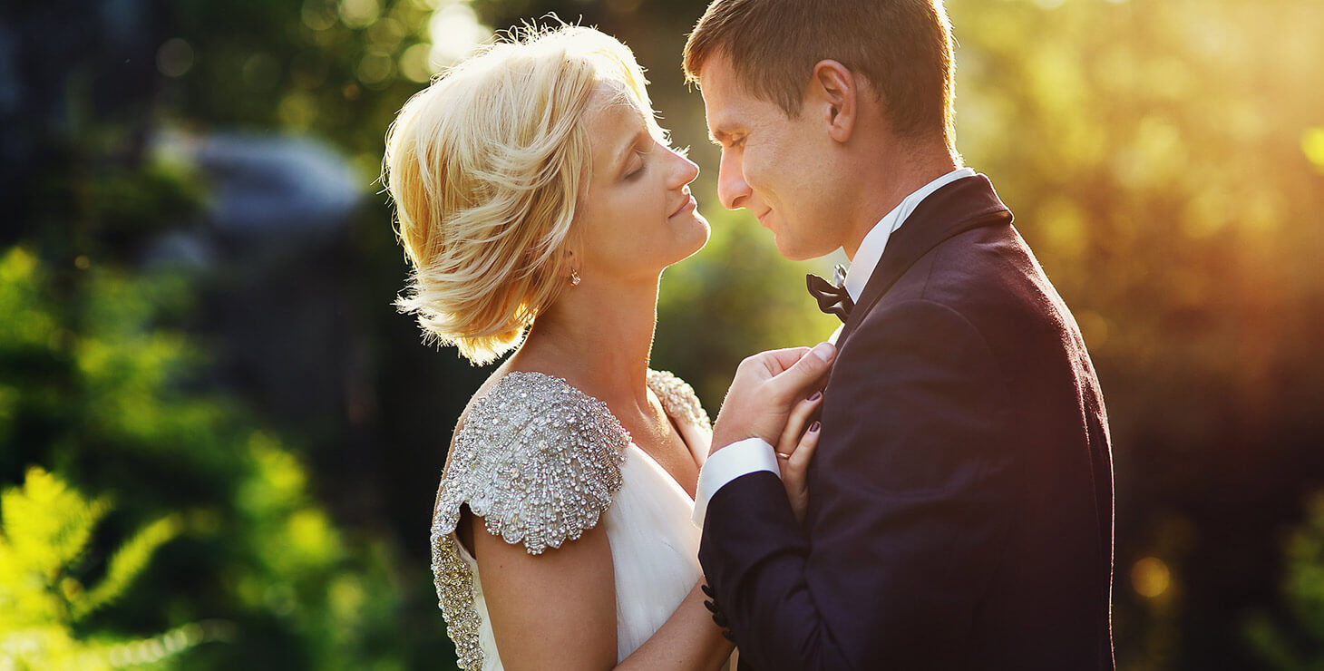 Finger Lakes Wedding Venue - Bride and groom in love