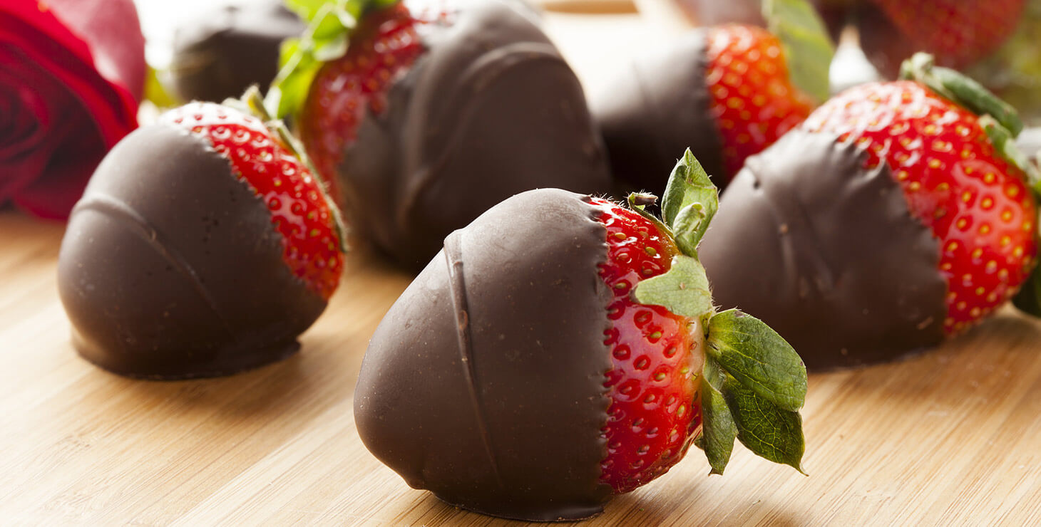 Finger Lakes Getaways - Chocolate covered strawberries