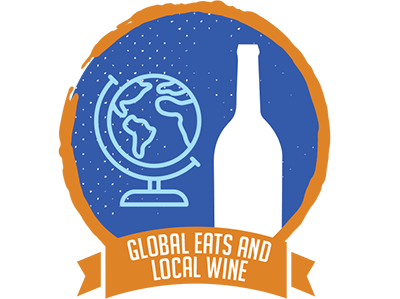 Global Eats & Local Wine