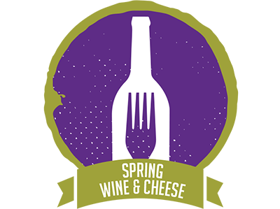 Spring Wine and Cheese